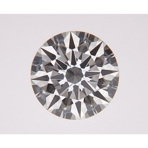 0.58 Carat Round Lab Grown Diamond