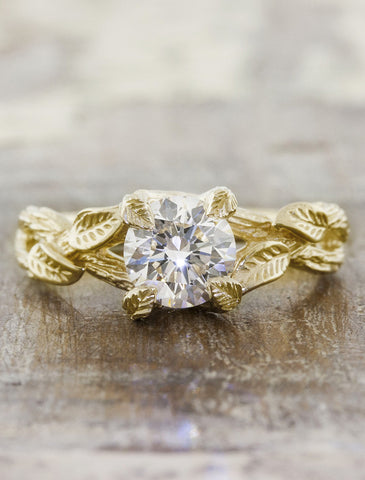 lorelei lorelei - Nature Inspired Wedding Rings