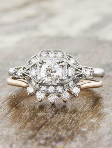 Kimberly + Antoinette Ring Set