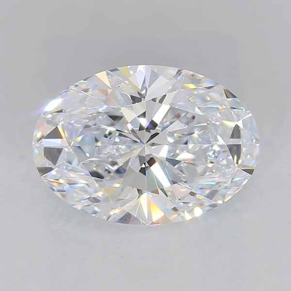 1.77 Carat Oval Lab Grown Diamond