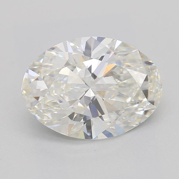1.83 Carat Oval Lab Grown Diamond