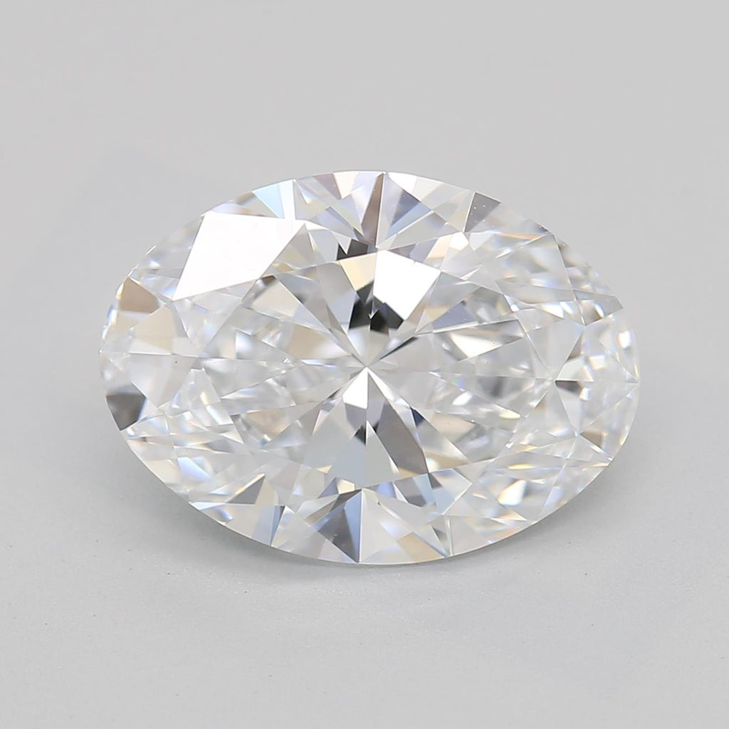 2.66 Carat Oval Lab Grown Diamond