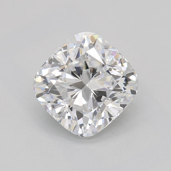 1.60 Carat Cushion Lab Grown Diamond
