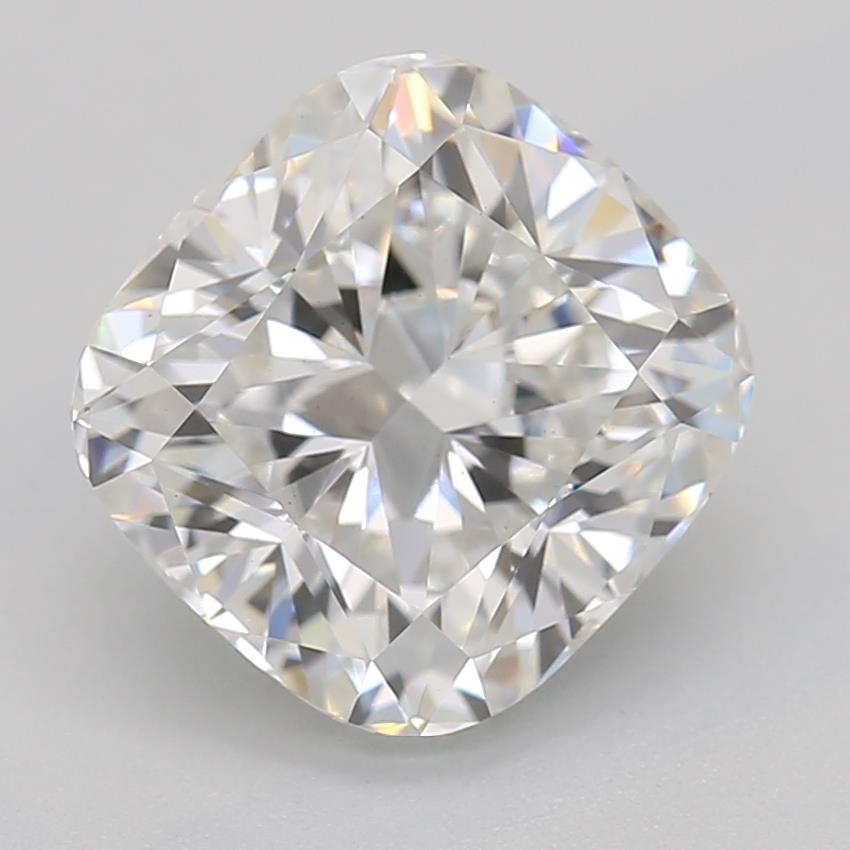 1.76 Carat Cushion Lab Grown Diamond