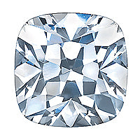 1.55 Carat Cushion Lab Grown Diamond
