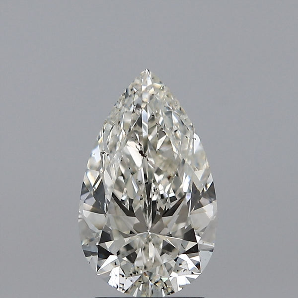 2.01 Carat Pear Diamond