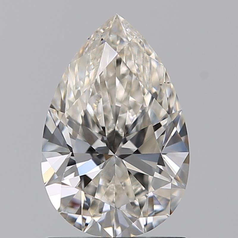 1.02 Carat Pear Diamond