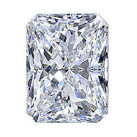 2.70 Carat Radiant Lab Grown Diamond