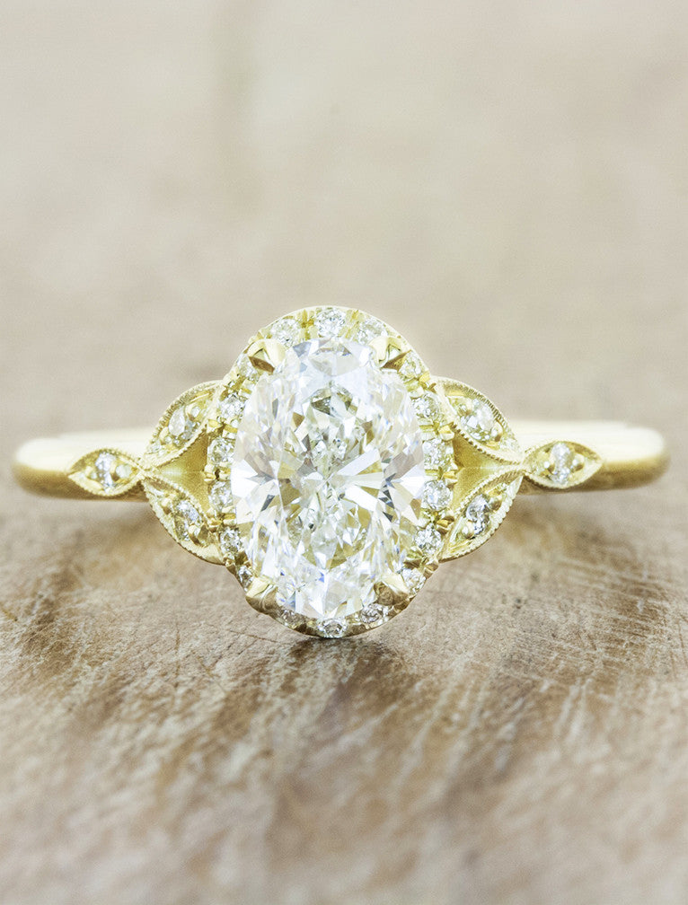 ring gold sieva yellowgold engagement diamond rings round carat yellow solitaire jewellery