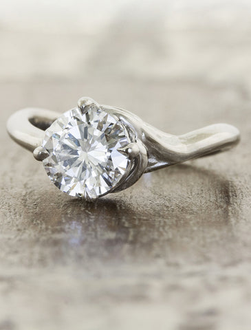 kalyssa kalyssa - Nature Inspired Wedding Rings