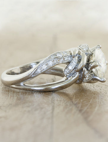 mazie mazie - Nature Inspired Wedding Rings