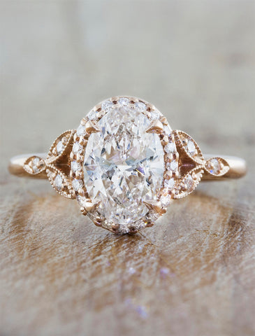 Rachael - 0.87ct Diamond