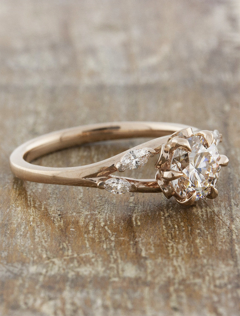 White Gold Engagement Ring Care