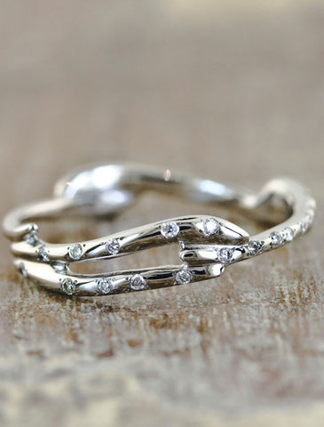 selene selene - Handmade Wedding Rings