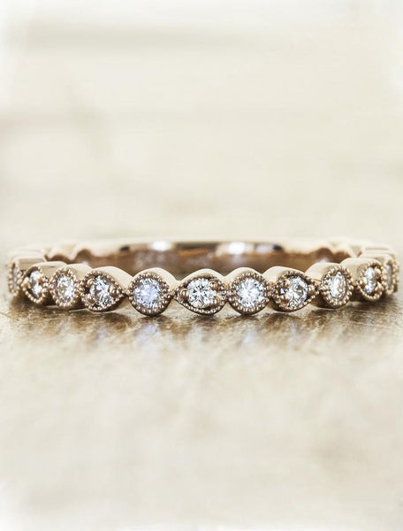 Molly Rose Gold Ring Set