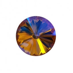 Fancy Stone Rivoli 18mm Lt Topaz AB