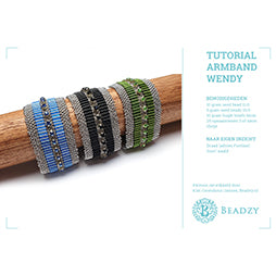 Tutorial Armband Wendy