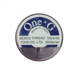Toho One-G Beading Thread Purple