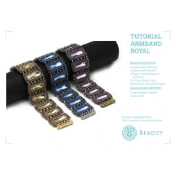 Tutorial Armband Royal