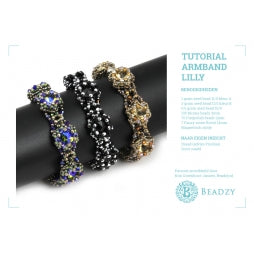 Tutorial Armband Lilly