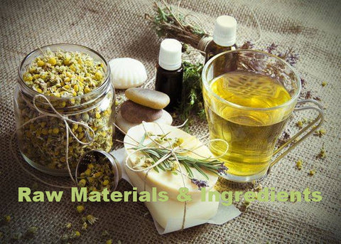 Raw Materials & Ingredients