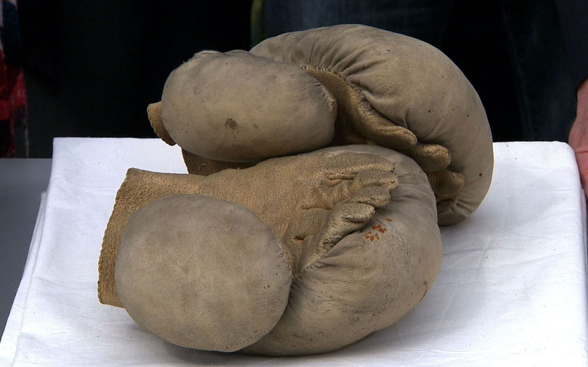Lord Byron's Boxing Gloves - Early 19th Century
