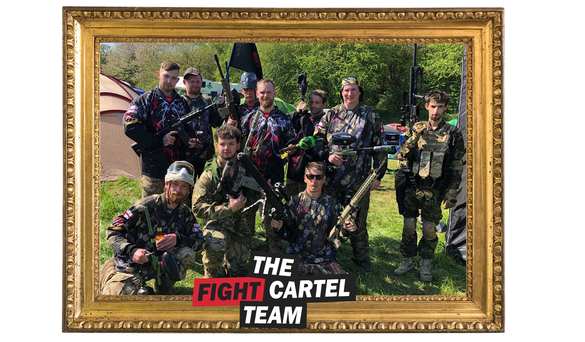 The Fight Cartel Martial Arts Team