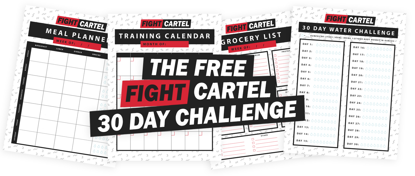 Fight Cartel Printables
