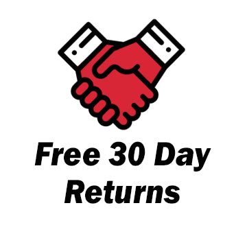 Free 30 day returns