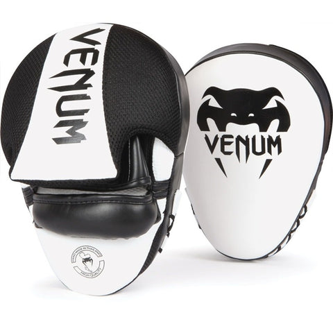 Venum Cellular 2.0 Focus Mitts-Black / White