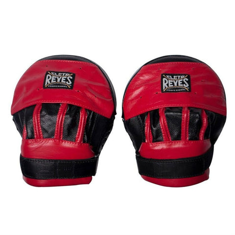 Cleto Reyes Reyes Curved Velcro Punch Mitts