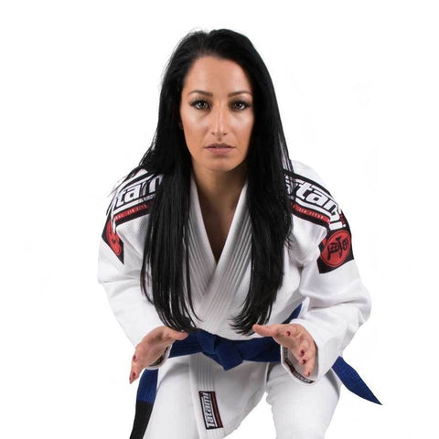 Tatami Fightwear Ladies Nova MK4 BJJ Gi White