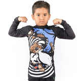 Tatami Fightwear Kids Bearimbolo Rash Guard