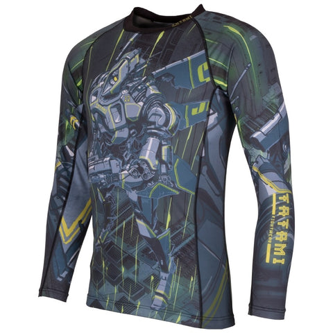 Tatami Fightwear Kids Urban Warrior Rash Guard