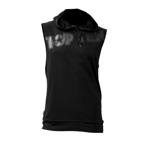 Top Ten Hooded Tank Top