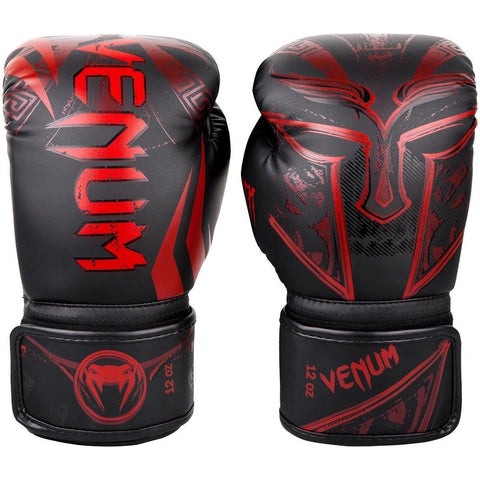 Venum Gladiator 3.0 Boxing Gloves Black / Red