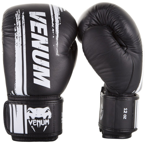 Venum Bangkok Spirit Boxing Gloves Black