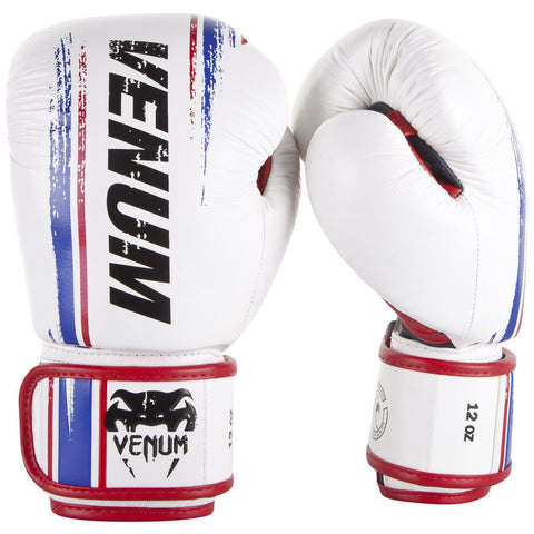 Venum Bangkok Spirit Boxing Gloves White
