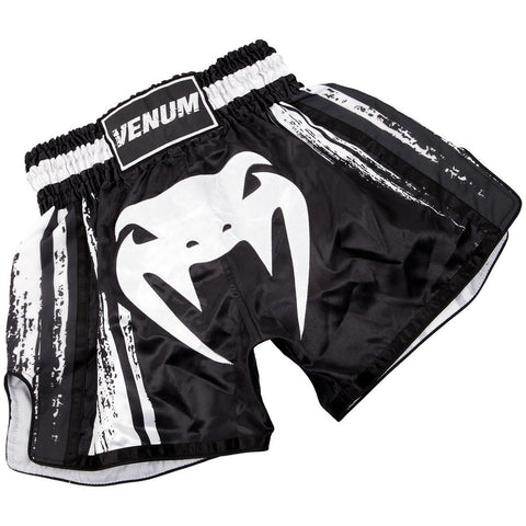 Venum Bangkok Spirit Muay Thai Shorts Black