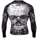 Venum Santa Muerte 3.0 Long Sleeve Rash Guard
