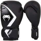 Venum Contender 2.0 Boxing Gloves Black / Grey / White