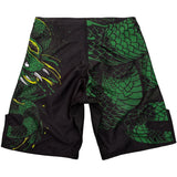Venum Green Viper Kids Fight Shorts