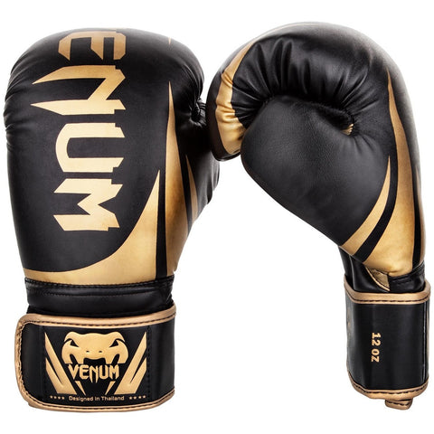 Venum Challenger 2.0 Boxing Gloves Black / Gold