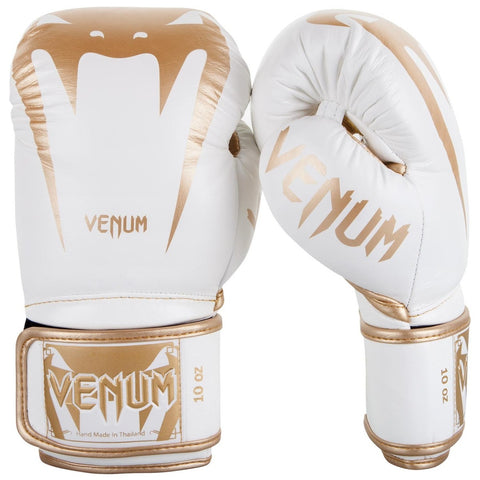 Venum Giant 3.0 Boxing Gloves White / Gold