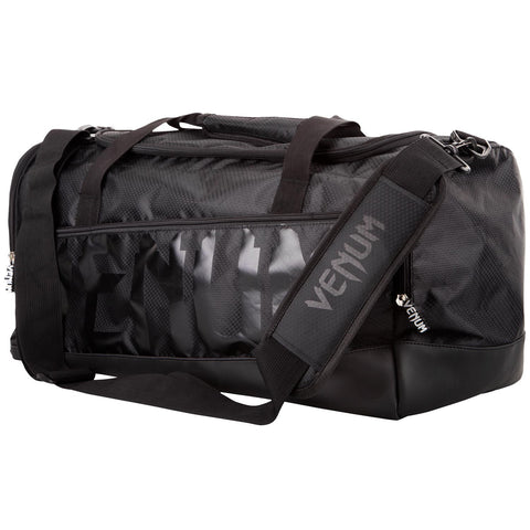 Venum Sparring Sports Bag Black / Black