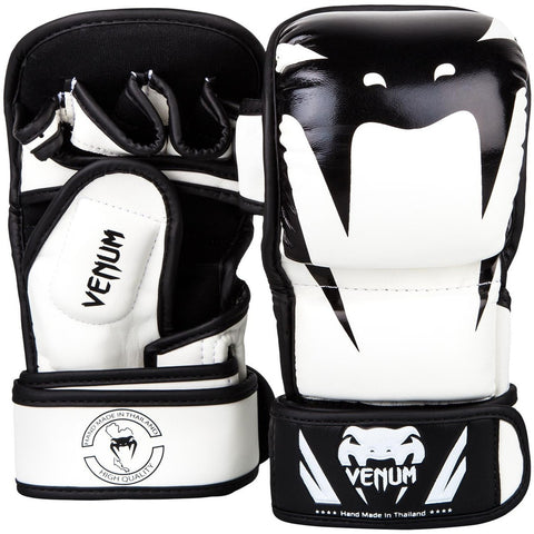 Venum Impact MMA Sparring Gloves White / Black