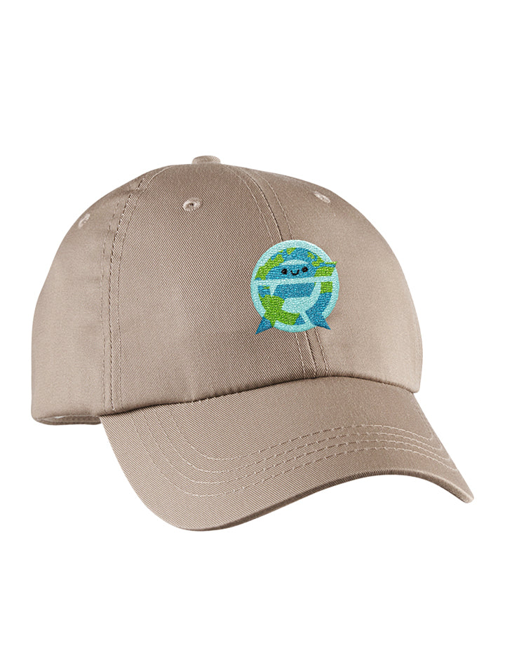 [ECO] FlyQuest Go Green Dad Hat