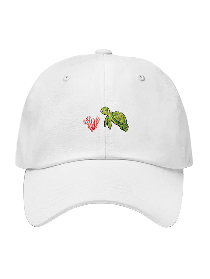 FlyQuest Summer 2020 - KURT THE TURT DAD HAT