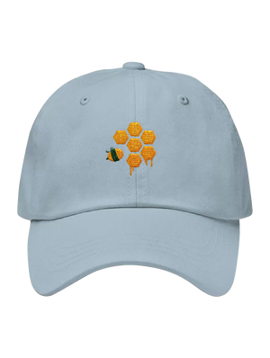 FlyQuest Spring 2021 BeeQuest Dad Hat