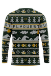 "FlyQuest Holiday ""Sweater"""